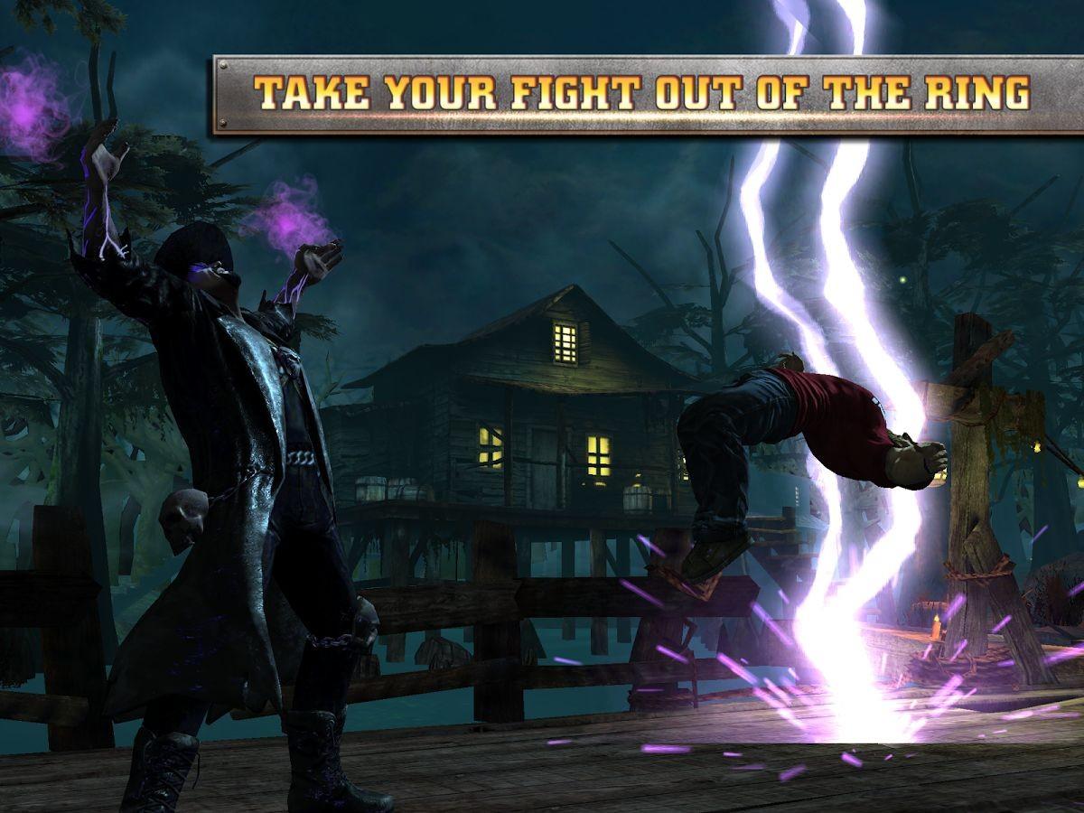 Immortals- Gameplay- Slide 2