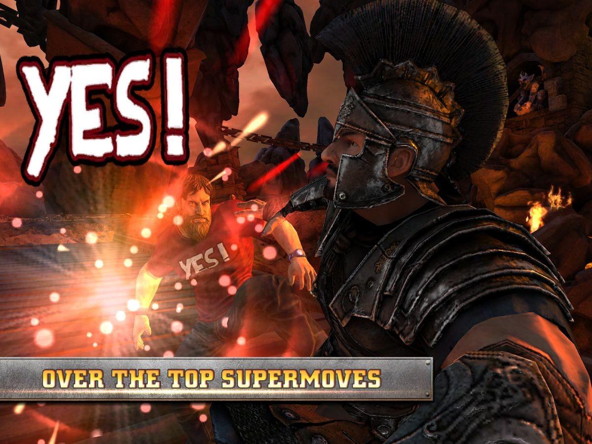 Immortals- Gameplay- Slide 4