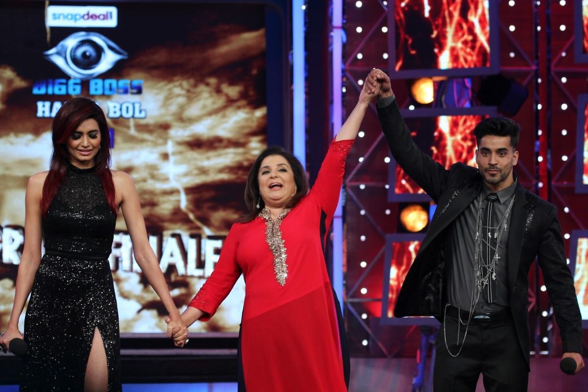 Colors website bigg boss 9 voting -  Bigg Boss 8 Gautam Gulati Beats Karishma Pritam To Become The Winner Photos