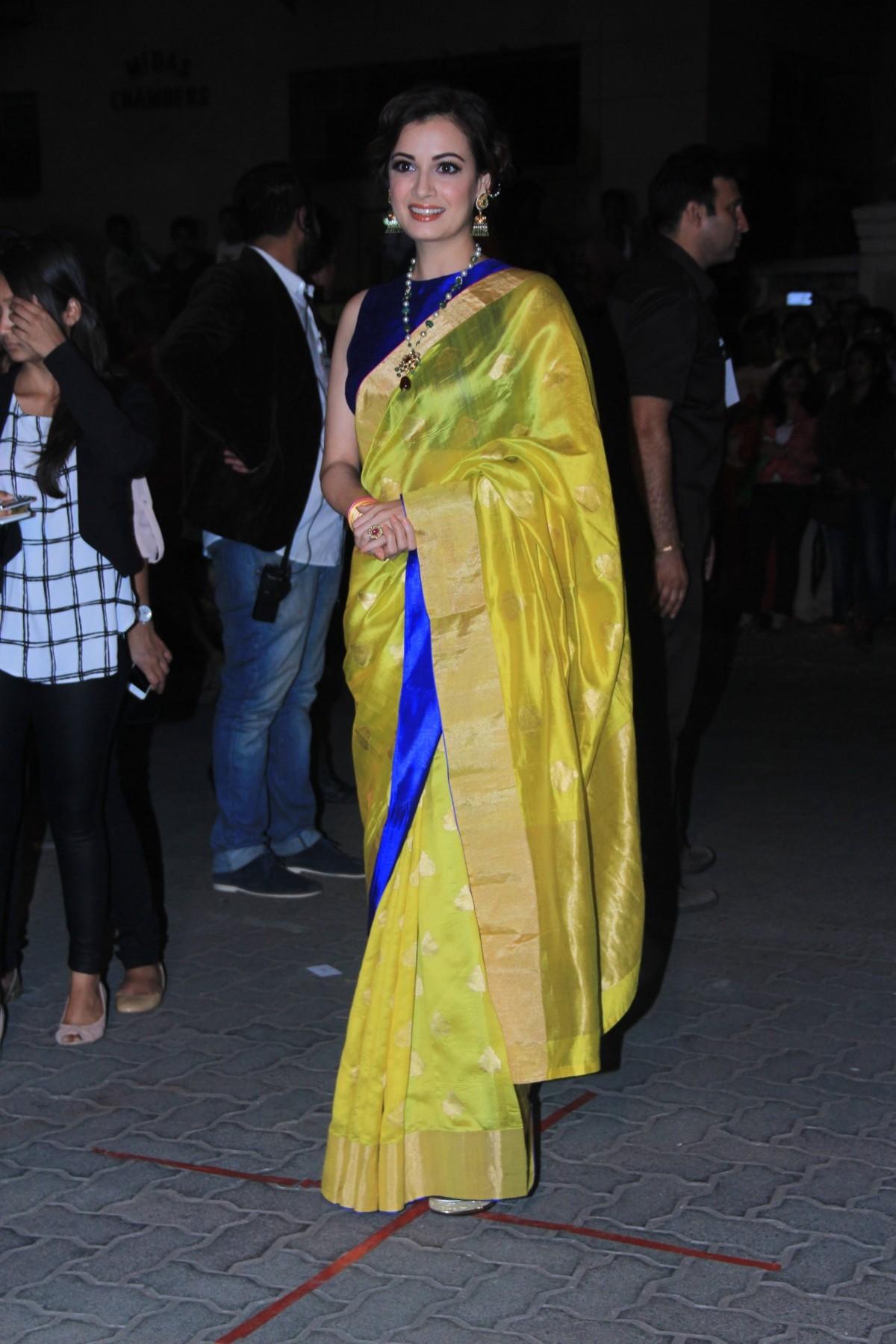 Best Dressed Celebs At 60th Filmfare Awards