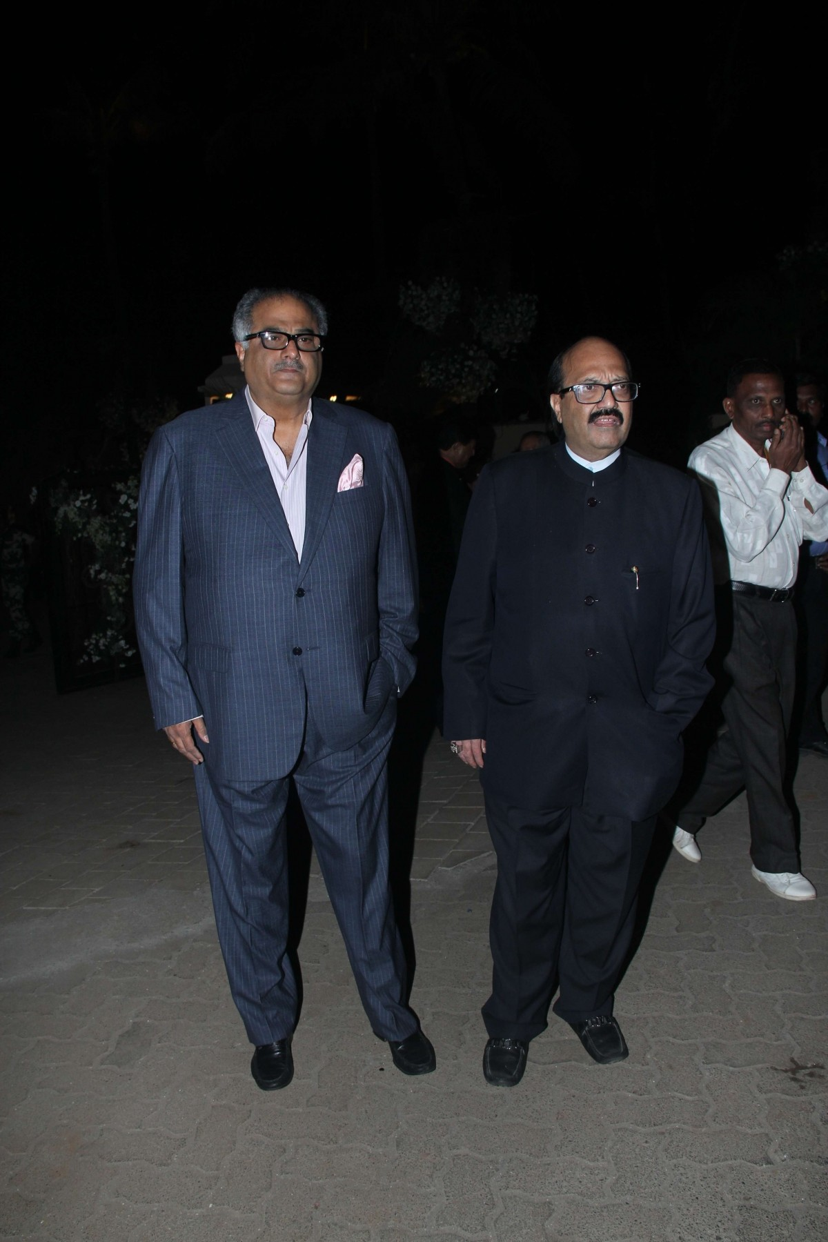 Boney Kapoor and Amar Singh