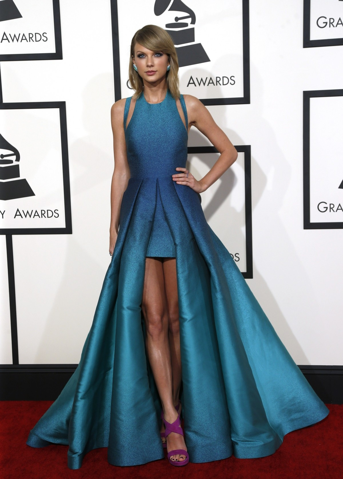 Taylor Swift at Grammy Awards 2015