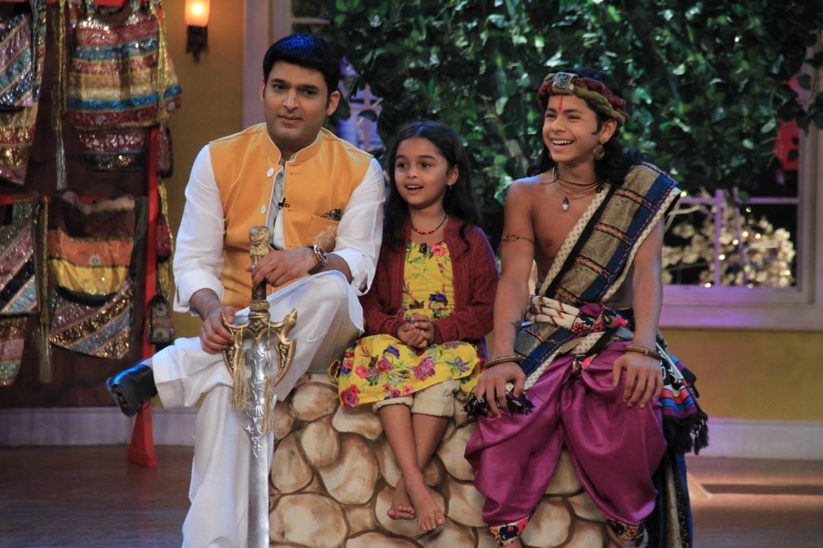 Comedy Nights with Kapil Mahashivratri Episode