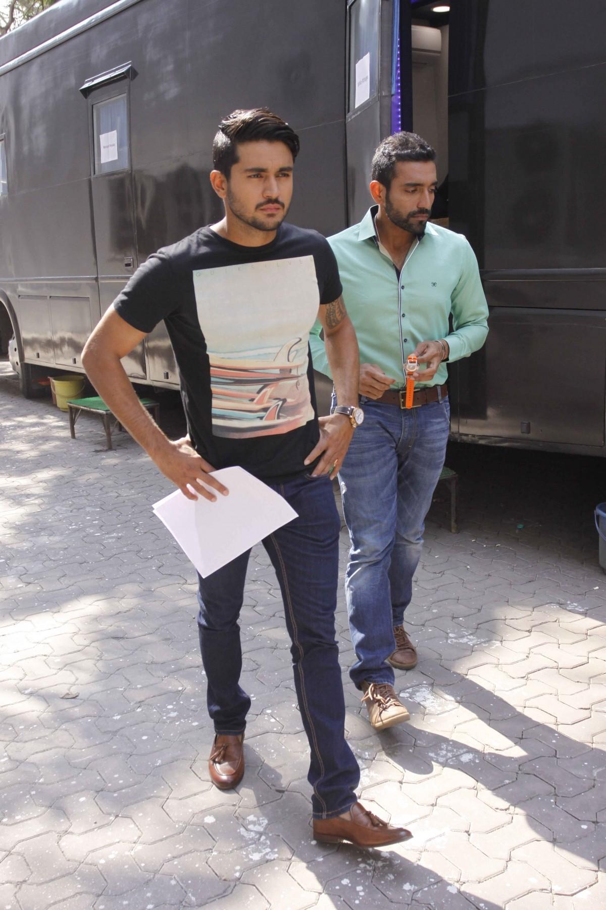 Manish Pandey and Robin Uthappa