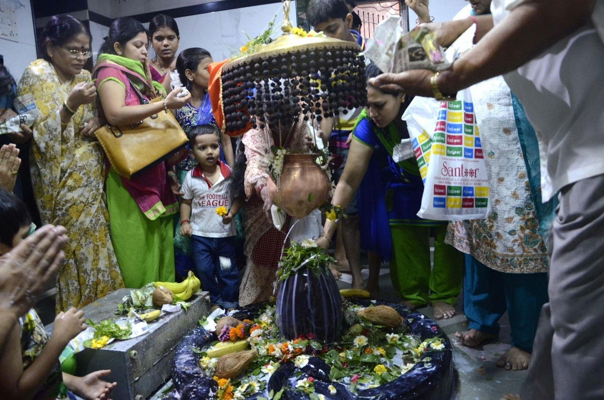Maha Shivratri 2015: Devotees Offer Prayers to Lord Shiva in Pictures
