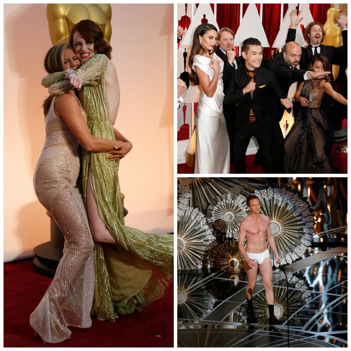 Oscar 2015 Best Moments