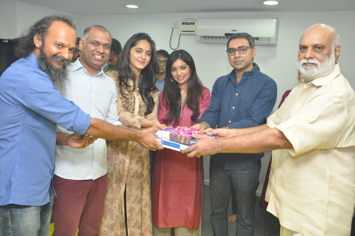 PVP Cinemas launches Director Prakash Kovelamudi next 'Size Zero' which features Anushka Shetty