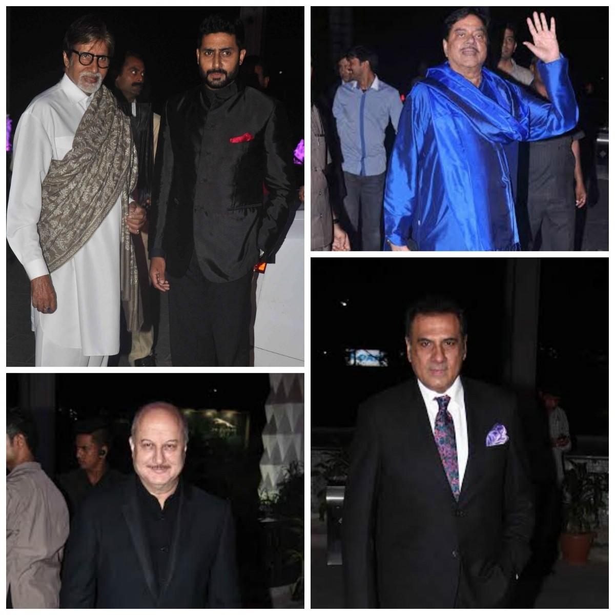 Tulsi Kumar and Hitesh Wedding Reception