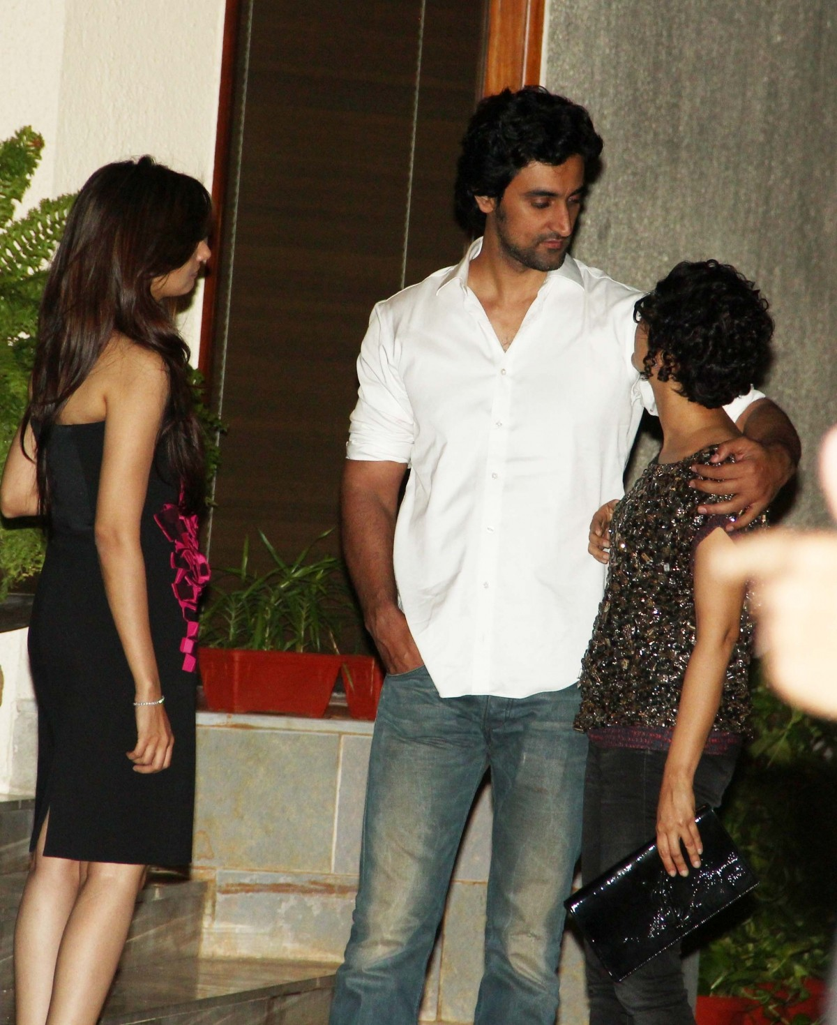 Abhishek Bachchan Hosts Party For Newlyweds Naina Bachchan and Kunal Kapoor