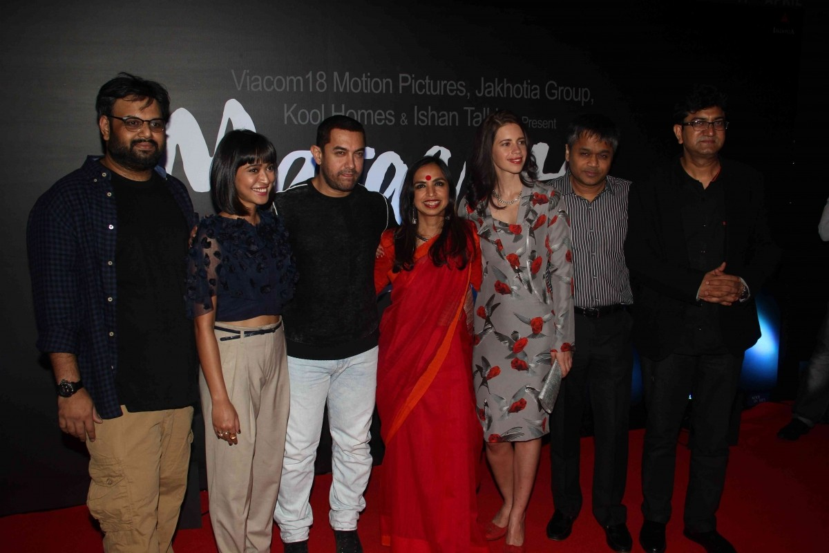 'Margarita, With A Straw': Aamir Khan Steps In To Support Kalki Koechlin At Her Film's Trailer Launch