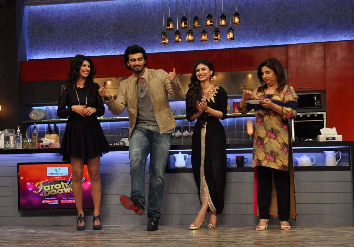 'Farah Ki Daawat': Arjun Kapoor Brings Fun in Farah Khan's Cookery Show