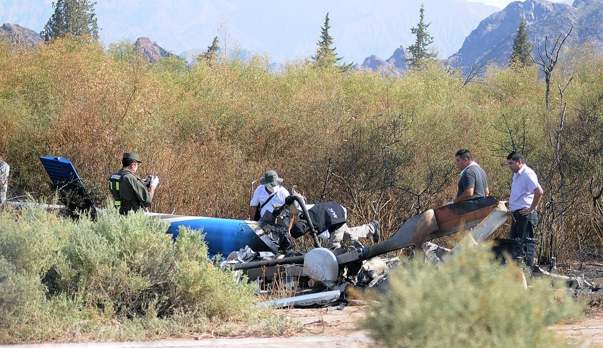 Argentina Helicopter Crash