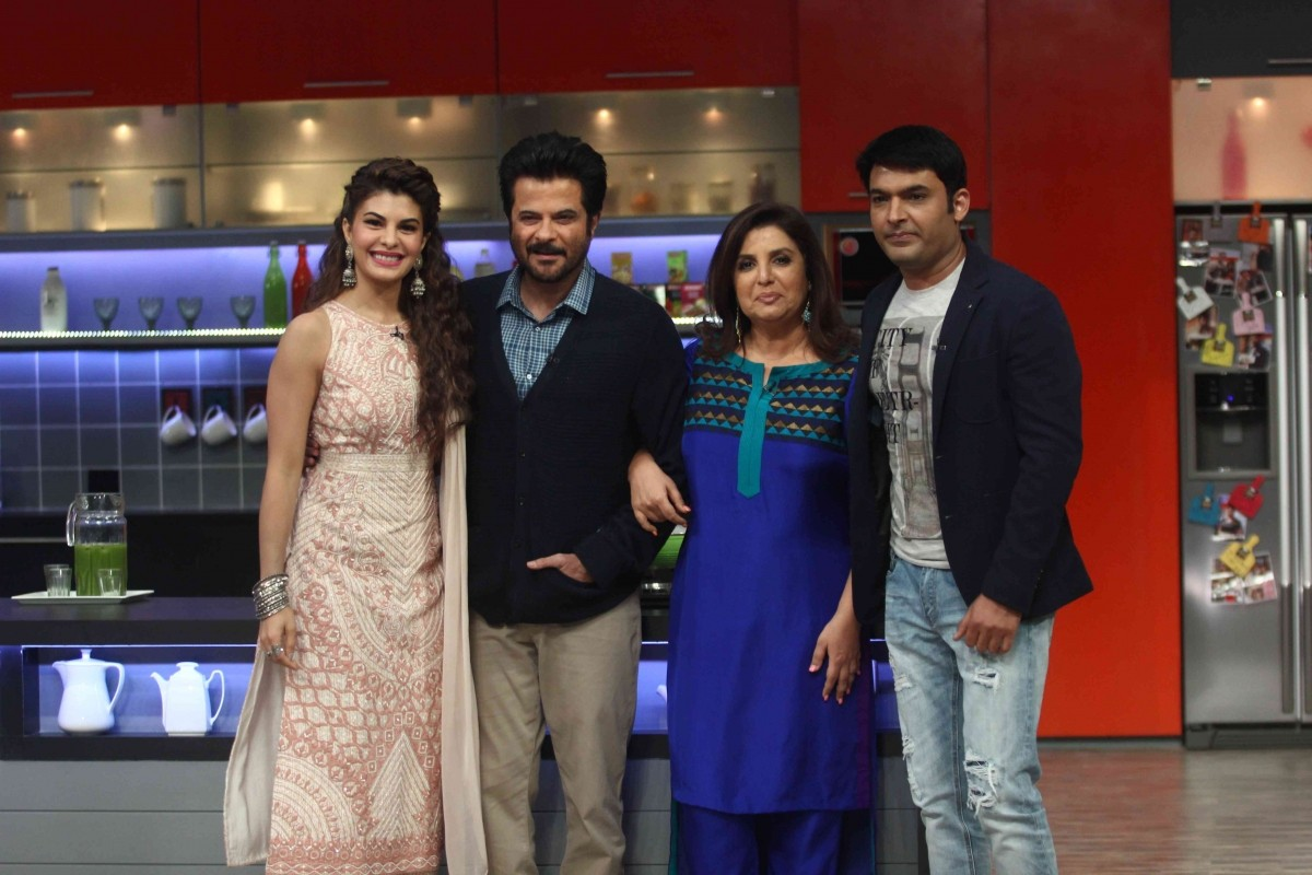 'Farah Ki Daawat' Wraps up Shoot