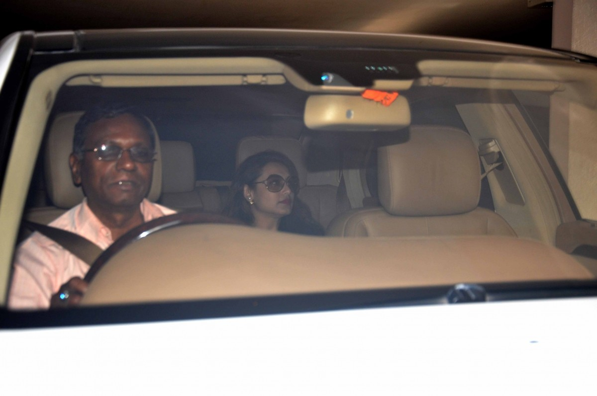 Rani Mukerji, Gauri Khan Attend Karan Johar's Mother's Birthday Bash