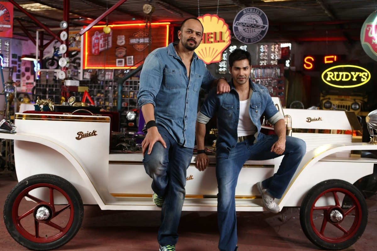 SRK-Kajol starrer 'Dilwale' First day shoot
