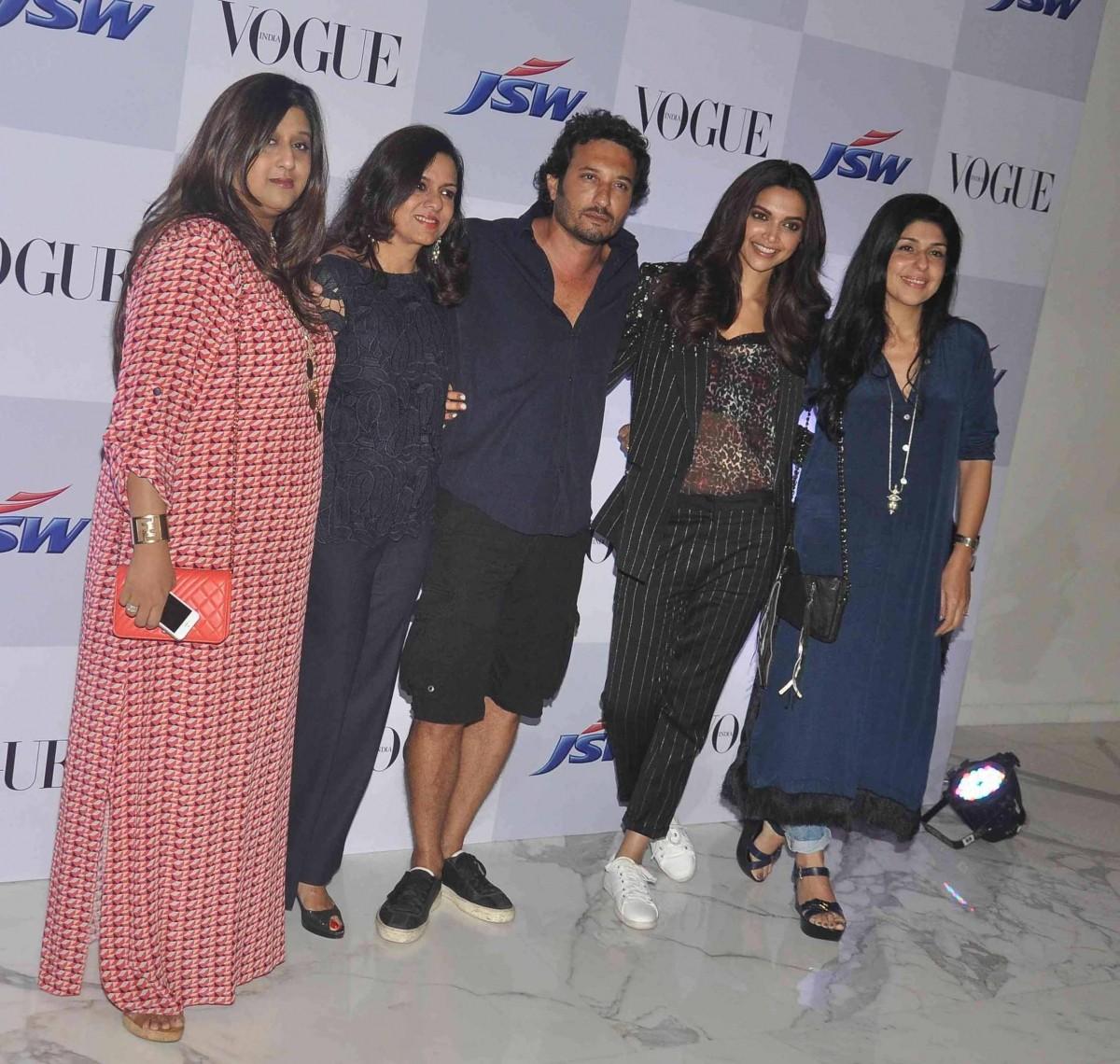 Deepika Padukone in 'My Choice' video launch