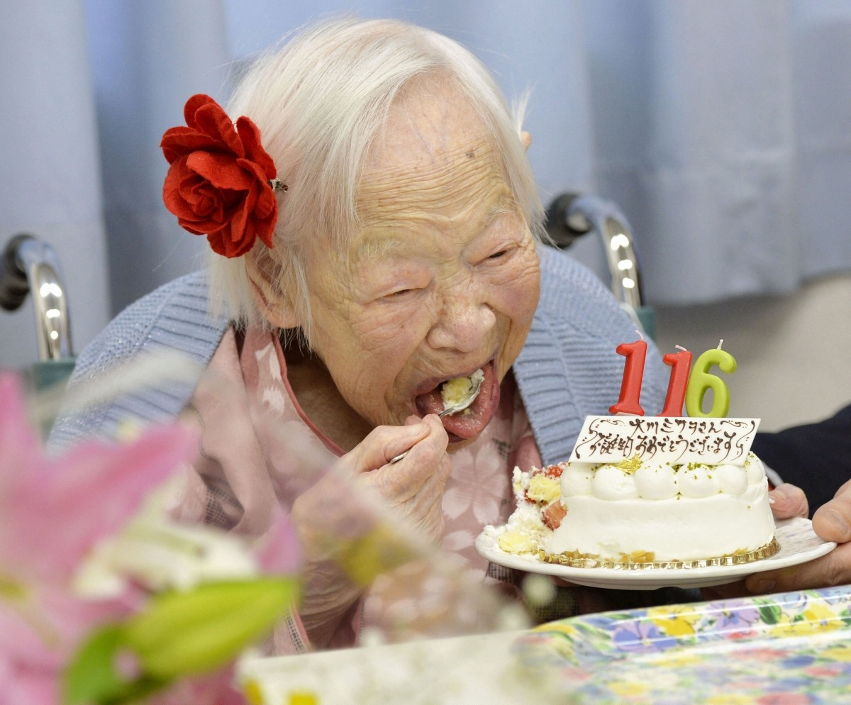 oldest person