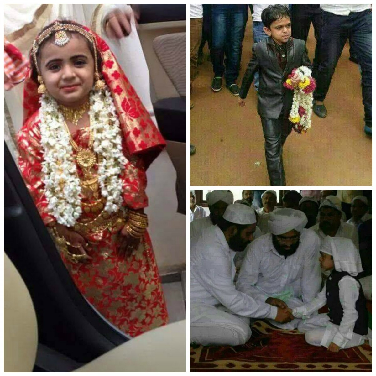 Kerala Dwarf Wedding