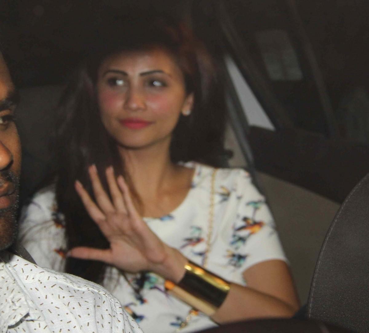Soha Ali Khan's Party