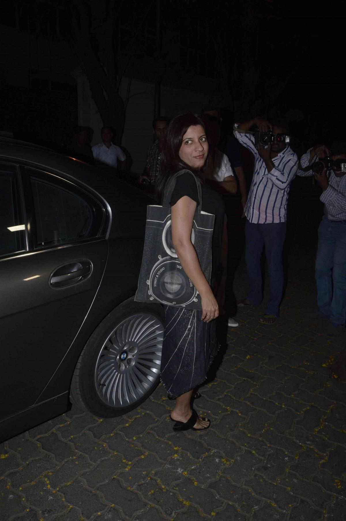 Priyanka Chopra, Arjun Kapoor and Other Celebs Attend Anil Kapoor's 'Dil Dhadakne Do' Bash