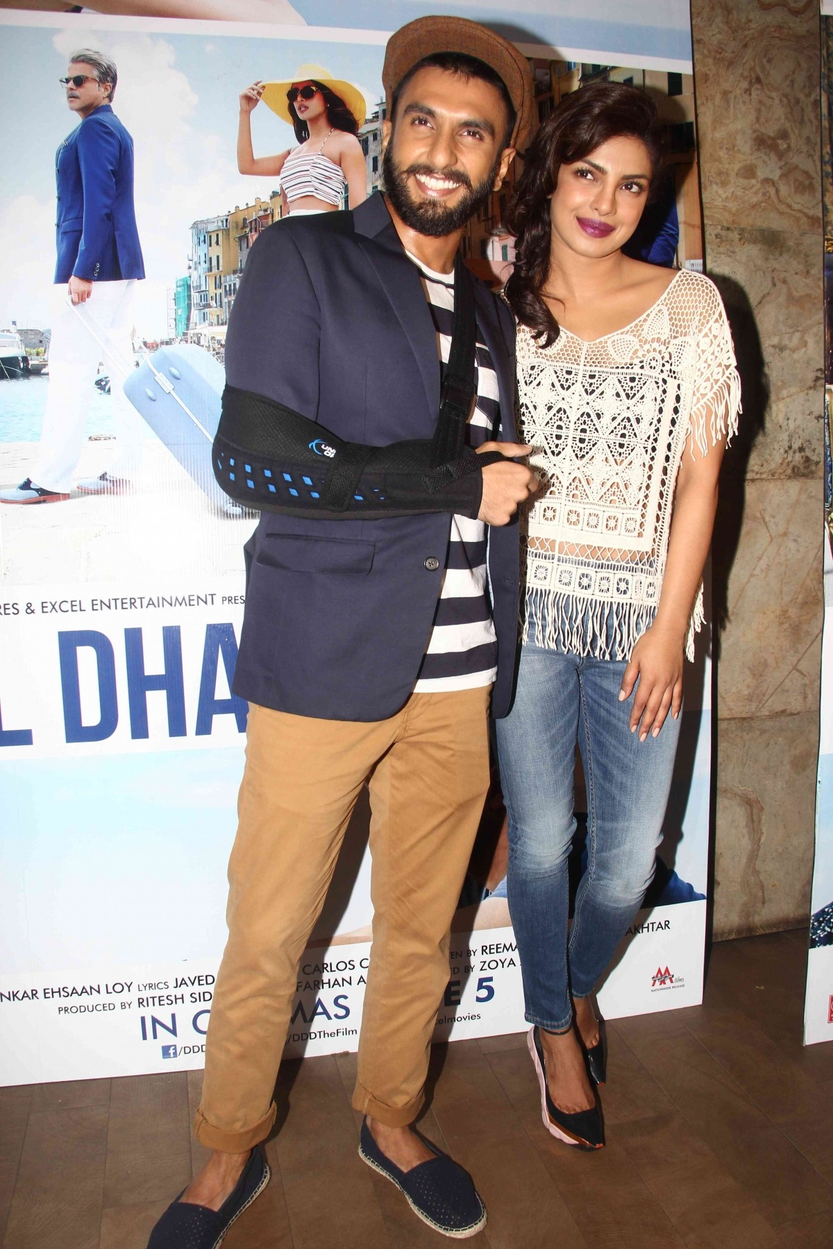 'Dil Dhadakne Do' Trailer Launch