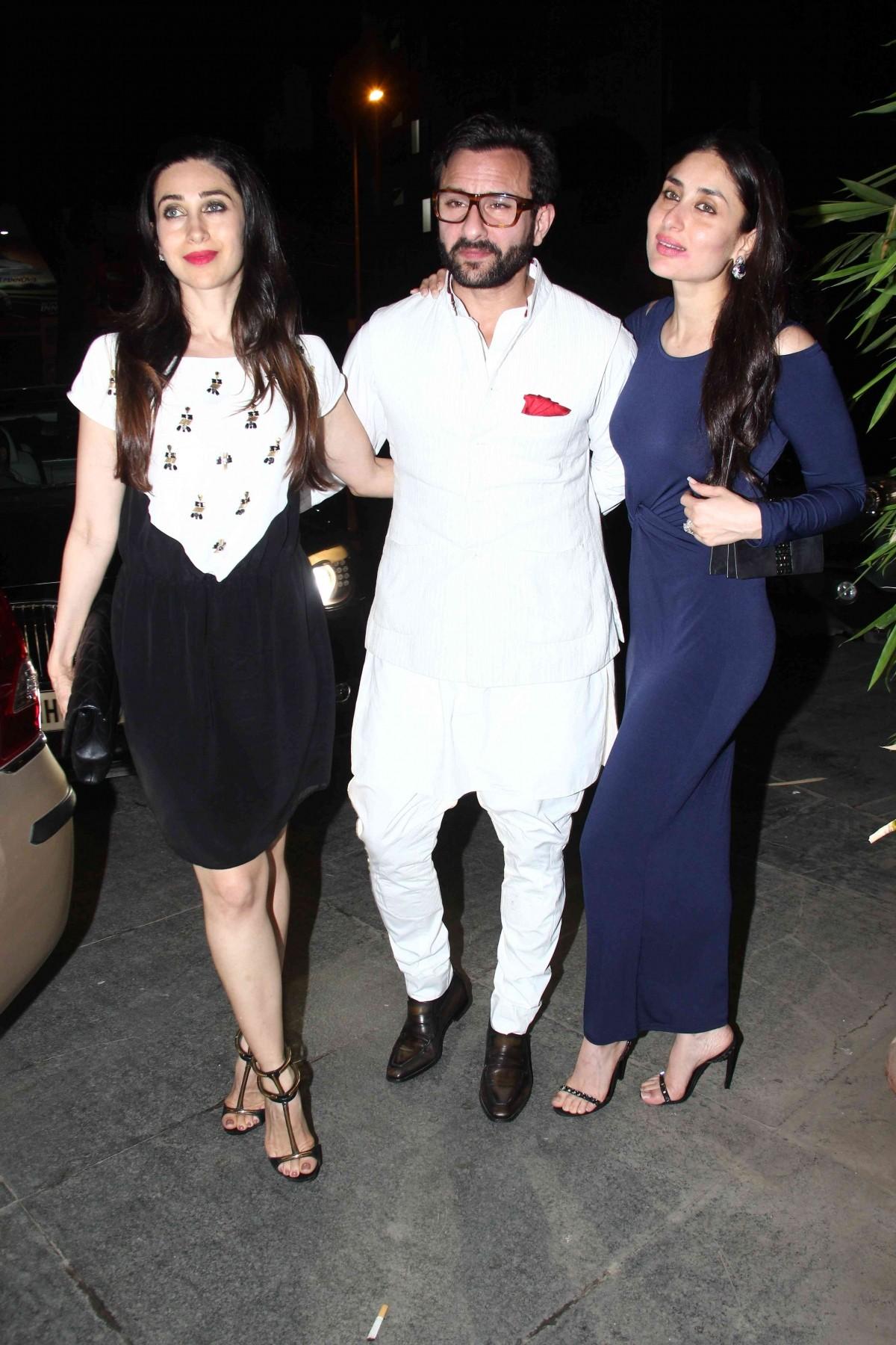 Kareena Kapoor Khan, Karisma Kapoor Celebrate Mom Babita's Birthday