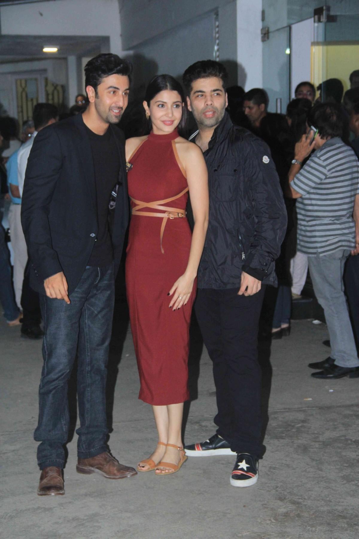 Special screening of Bombay Velvet