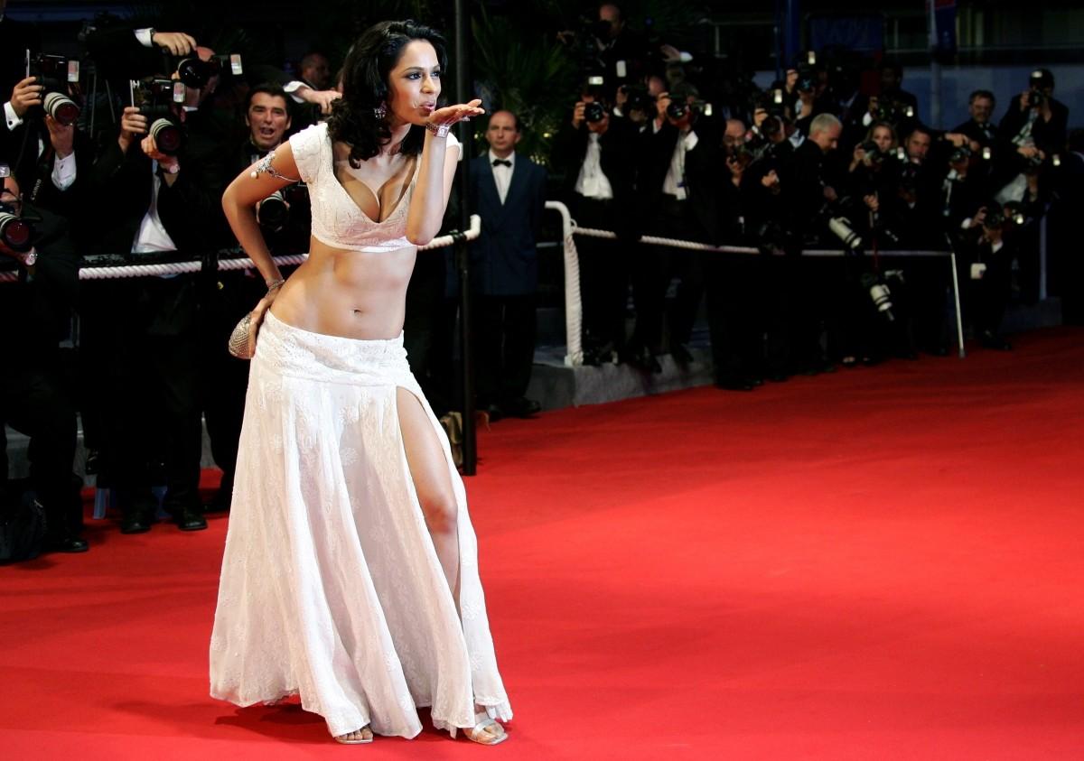 Cannes Film Festival 2015: Mallika Sherawat