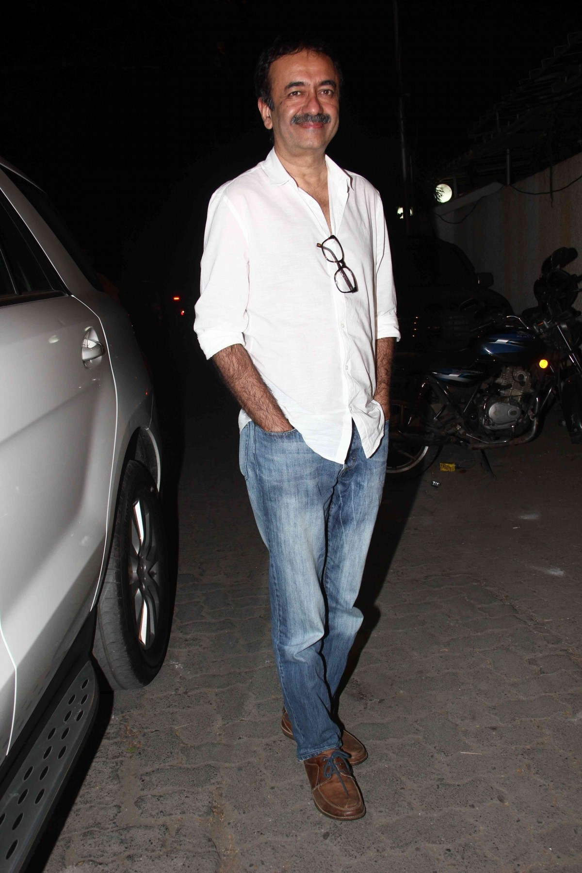 Rajkumar Hirani attends 'Tanu Weds Manu Returns' Success Bash
