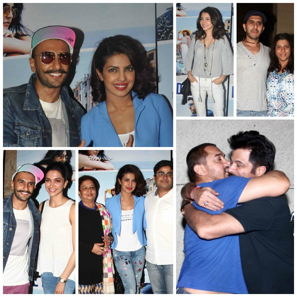 Celebs attend special screening of 'Dil Dhadakne Do'