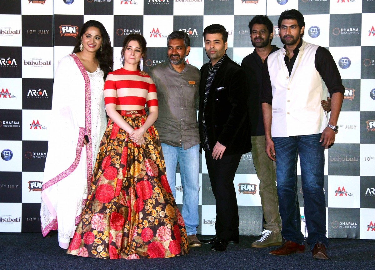 'Baahubali' Trailer Launch Event