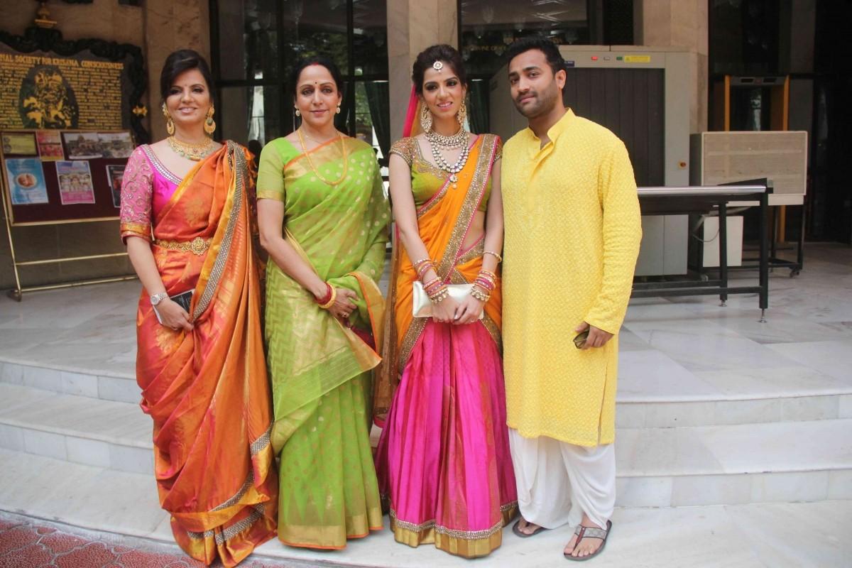 Nishka Lulla–Dhruv Mehra Wedding