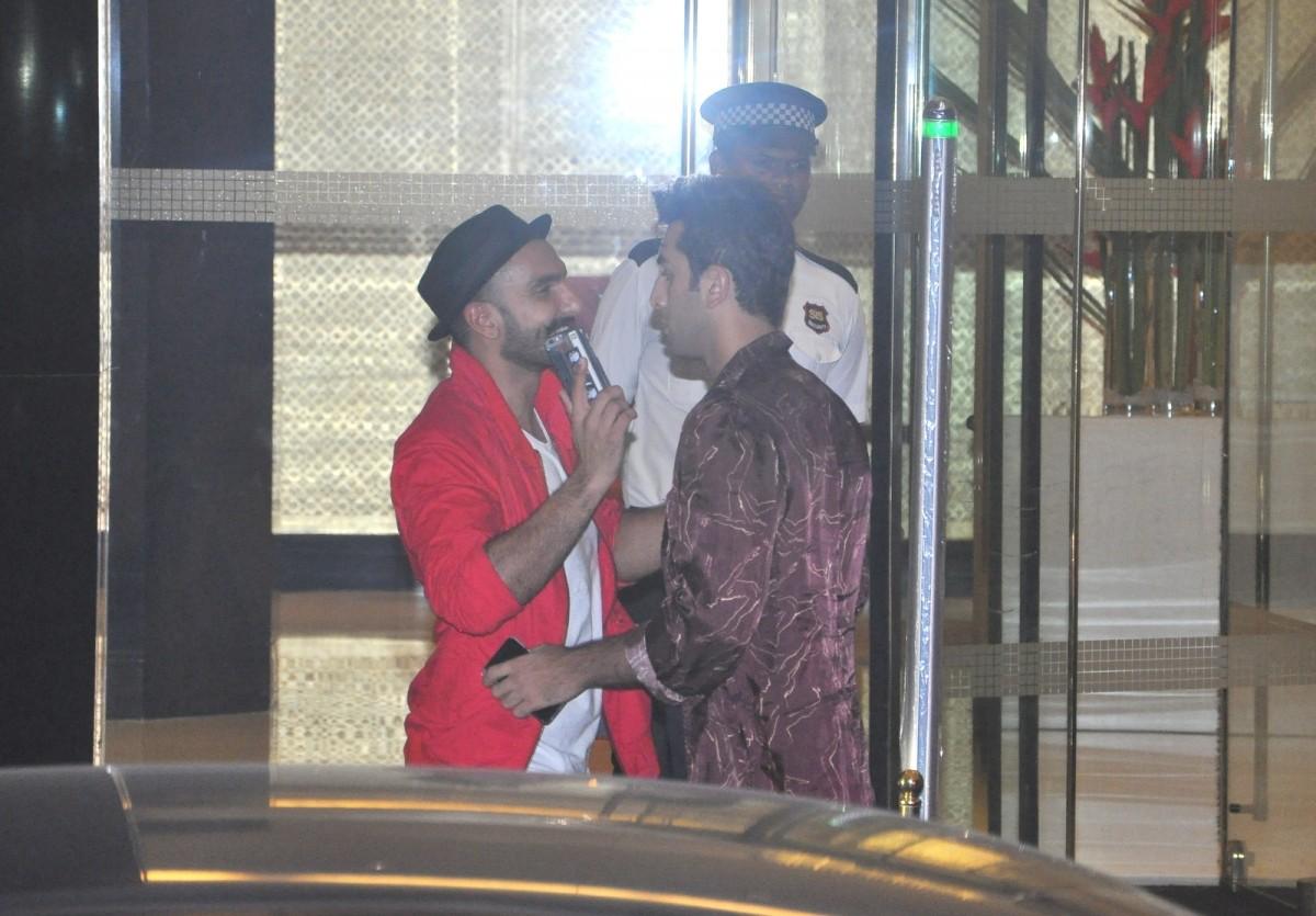 Arjun Kapoor Birthday Bash