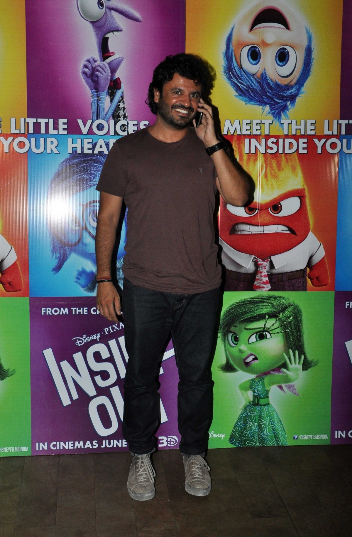 'Inside Out' Screening