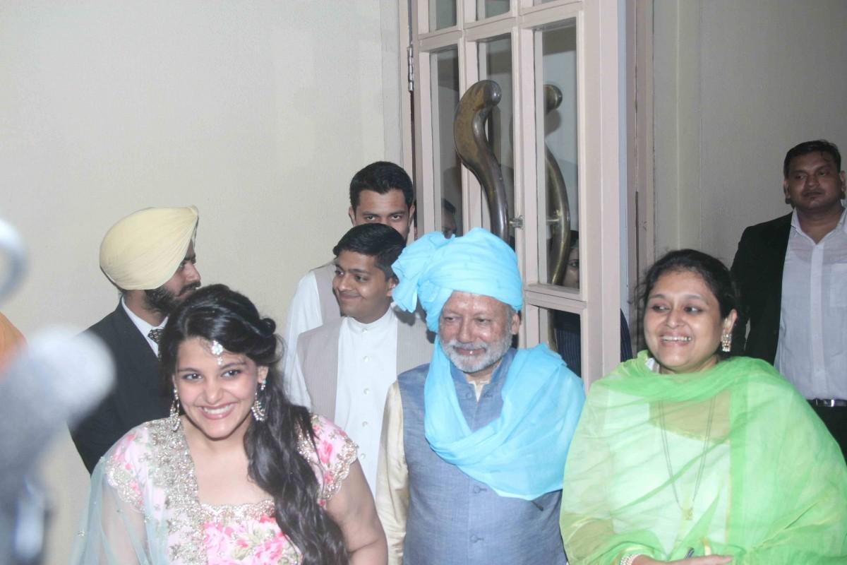 Shahid Kapoor –Mira Rajput Wedding