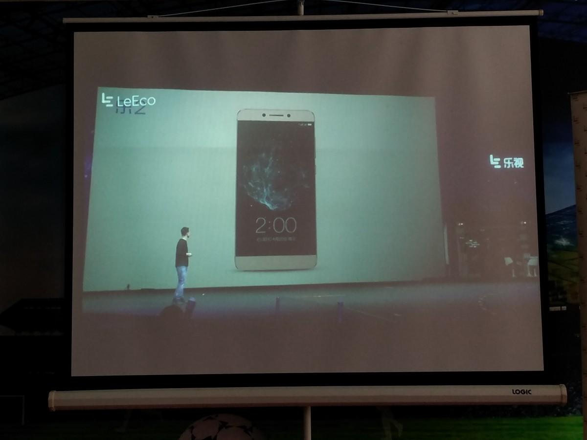 LeEco Le 2 Pro announced