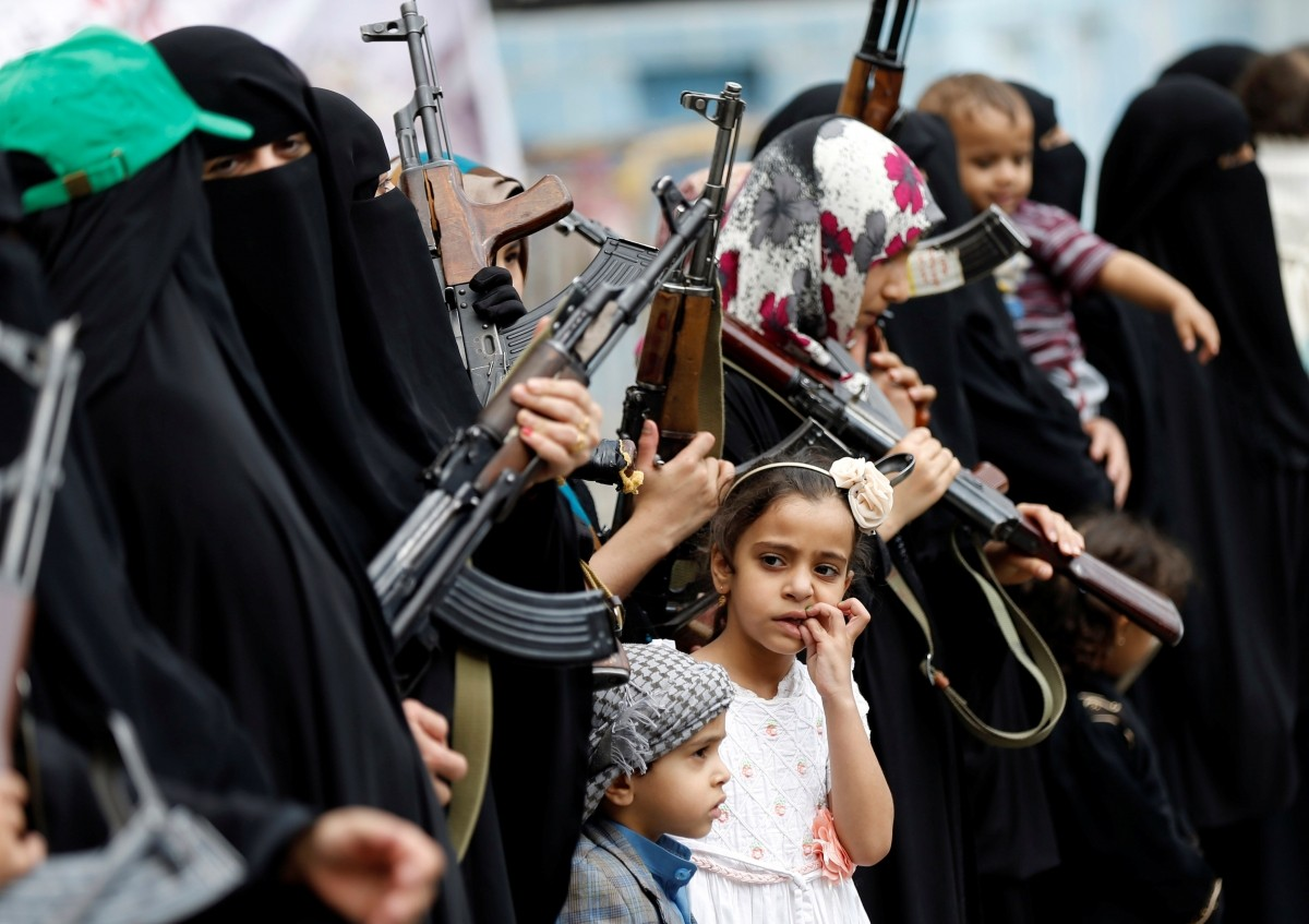 houthi movement in yemen essay The houthi movement officially called ansar allah is an islamic religious-political- armed  the houthis took part in the 2011 yemeni revolution by participating in  street protests and by  jump up ^ photo essay: the rise of the houthis.