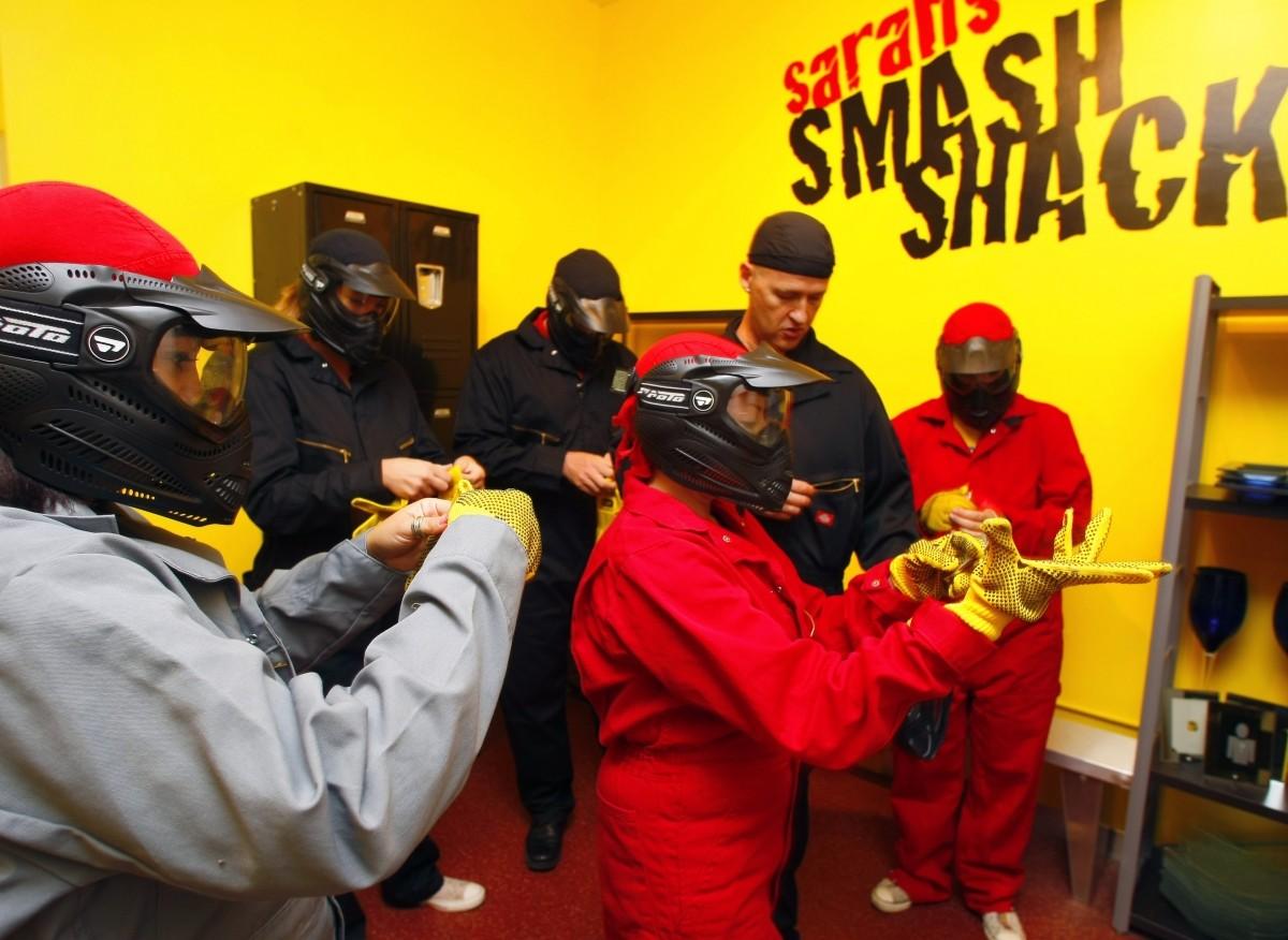 smash shack