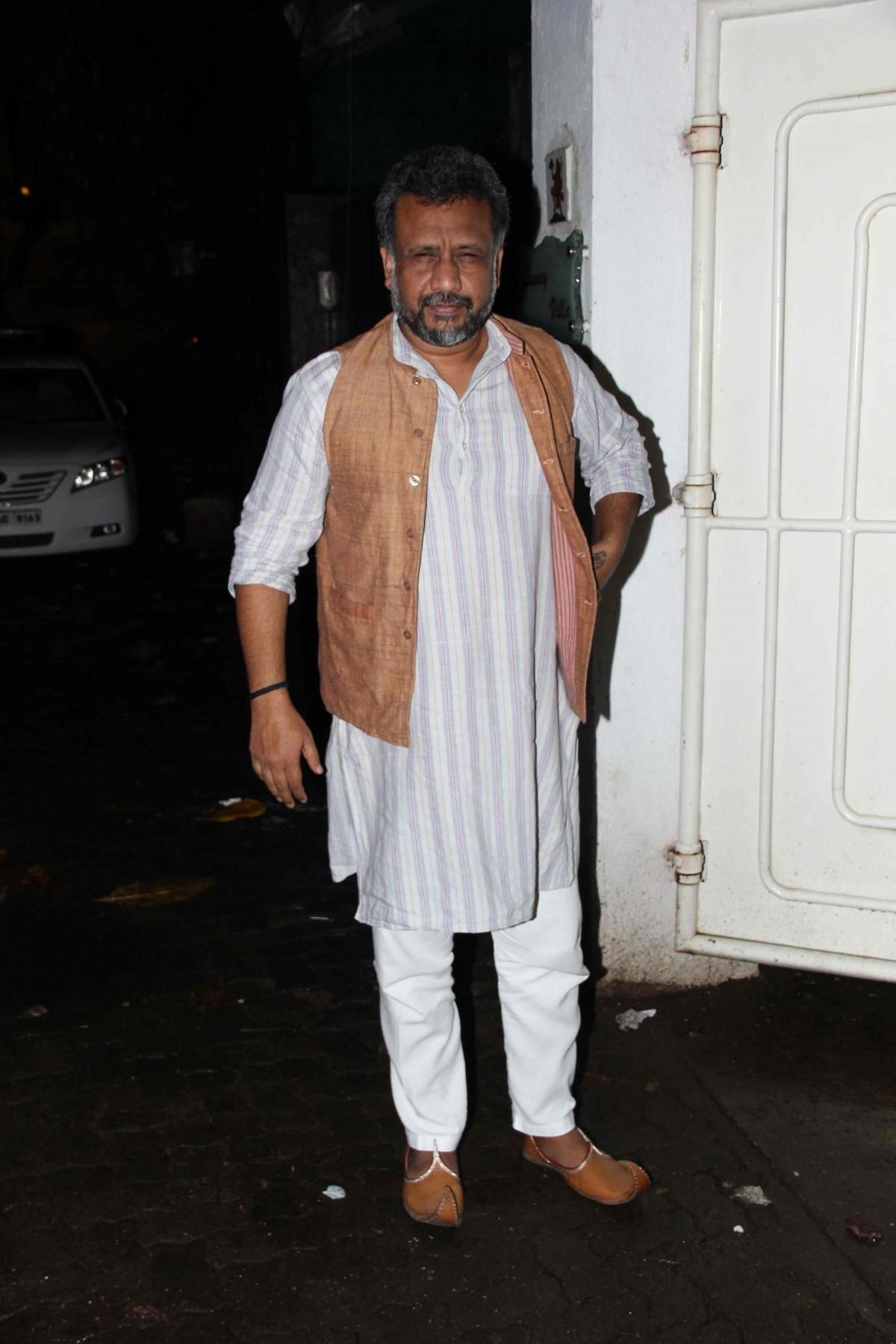 Anubhav Sinha on the special screening of