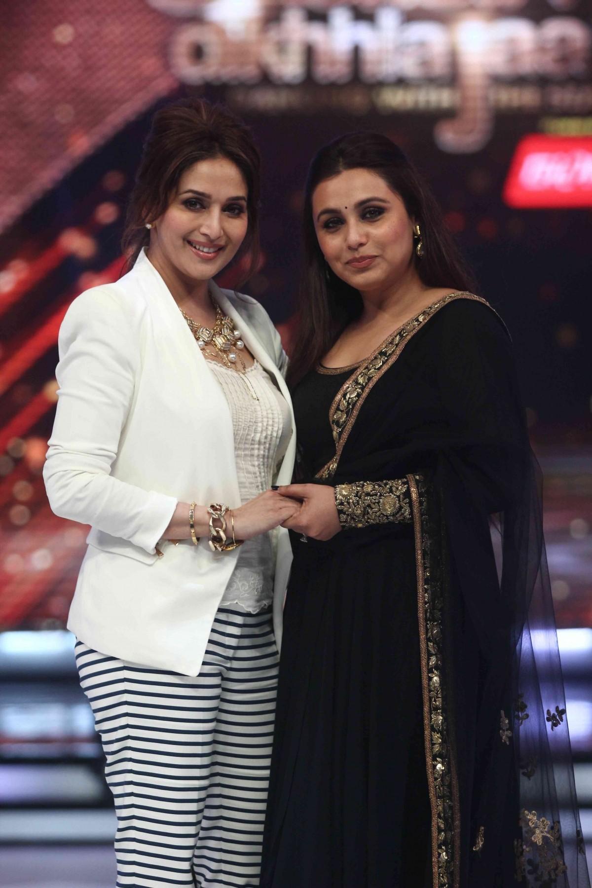 Rani promotes 'Mardaani' on 'Jhalak Dikhhla Jaa'