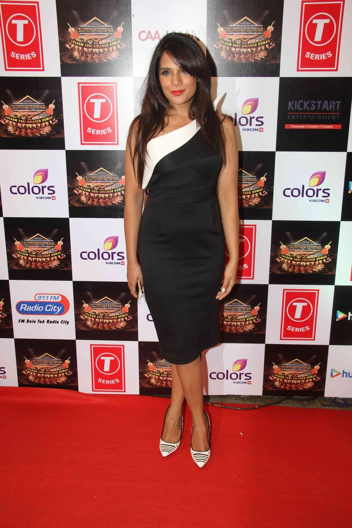 'Suron Ke Rang' red carpet event