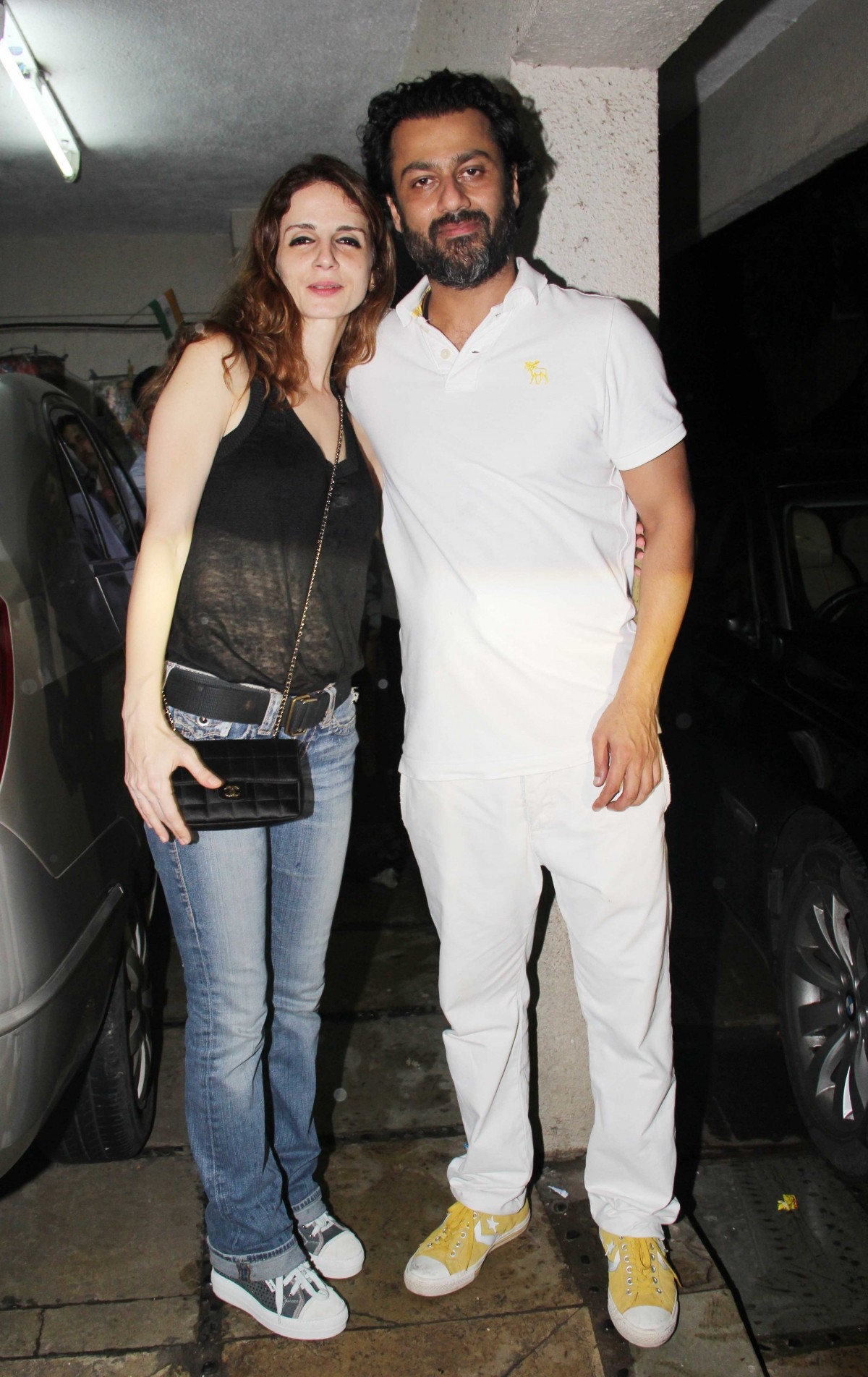 Sussanne Khan and Abhishek Kapoor
