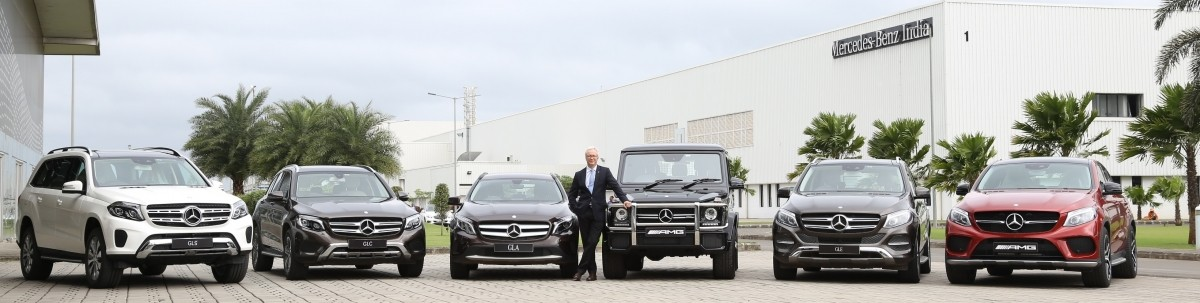 Mercedes-Benz GLS 400 petrol launched in India at Rs. 82.90 lakh