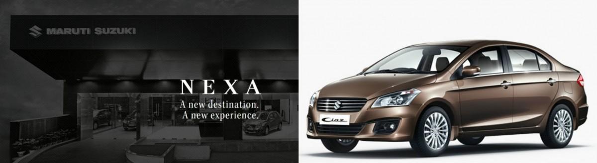Maruti Suzuki Ciaz coming to Nexa soon