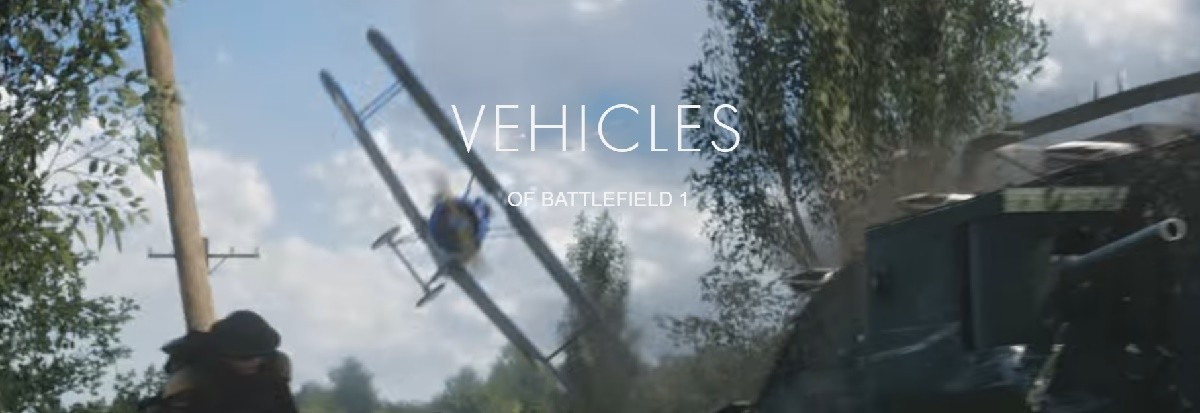 Battlefield 1 tricks: How to effectively use vehicles and unlock smooth in-game passage