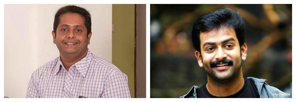 Jeethu Joseph Next has Prithviraj in lead