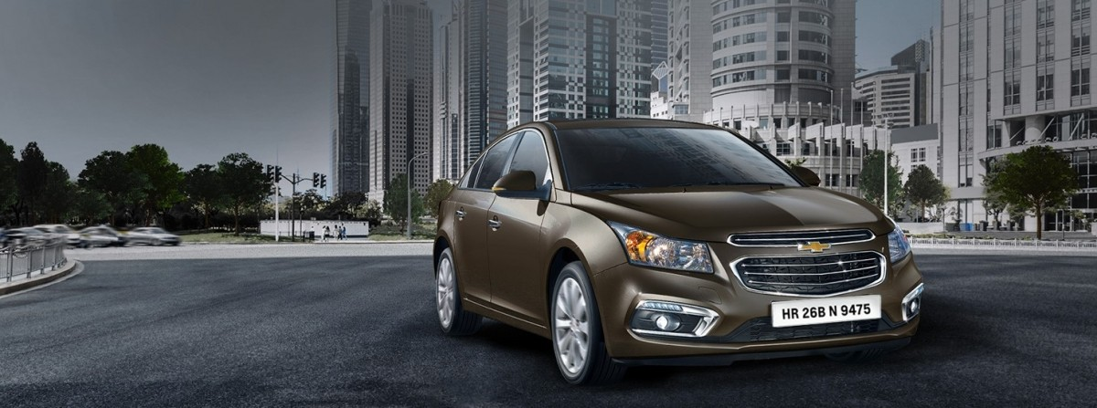 2016 Chevrolet Cruze Burnt Coconut