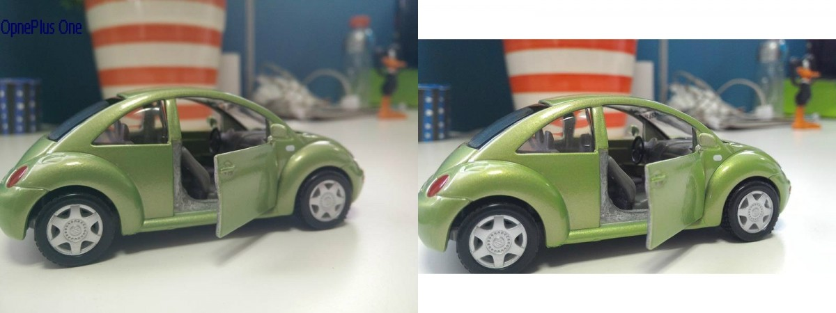 ASUS ZenFone 2 vs OnePlus One- images samples