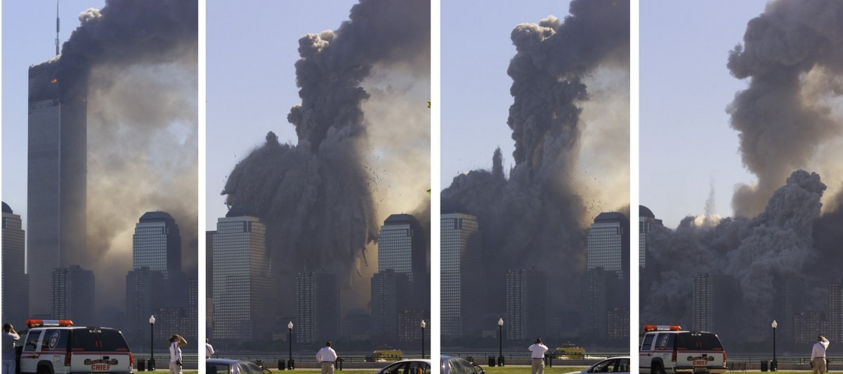 Remembering 9/11 on 16th anniversary:These images of Twin ...