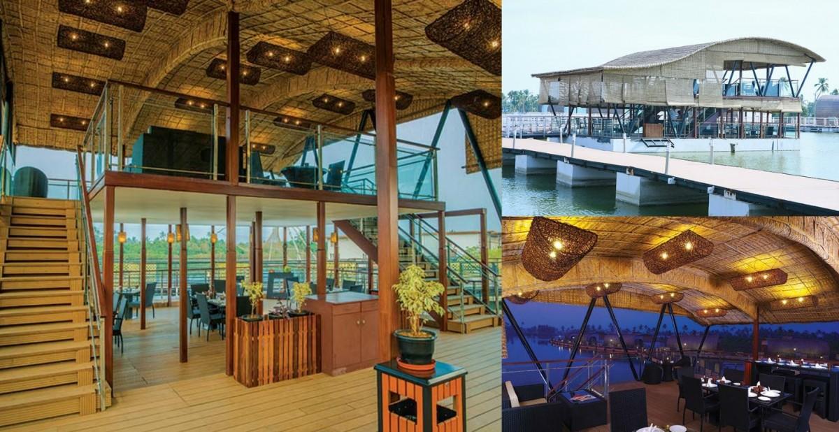 Aquatic Floating Resort Restaurant